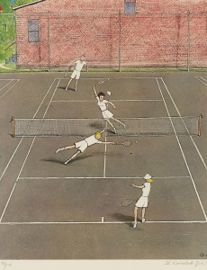 W. Kurelek, The Slam
