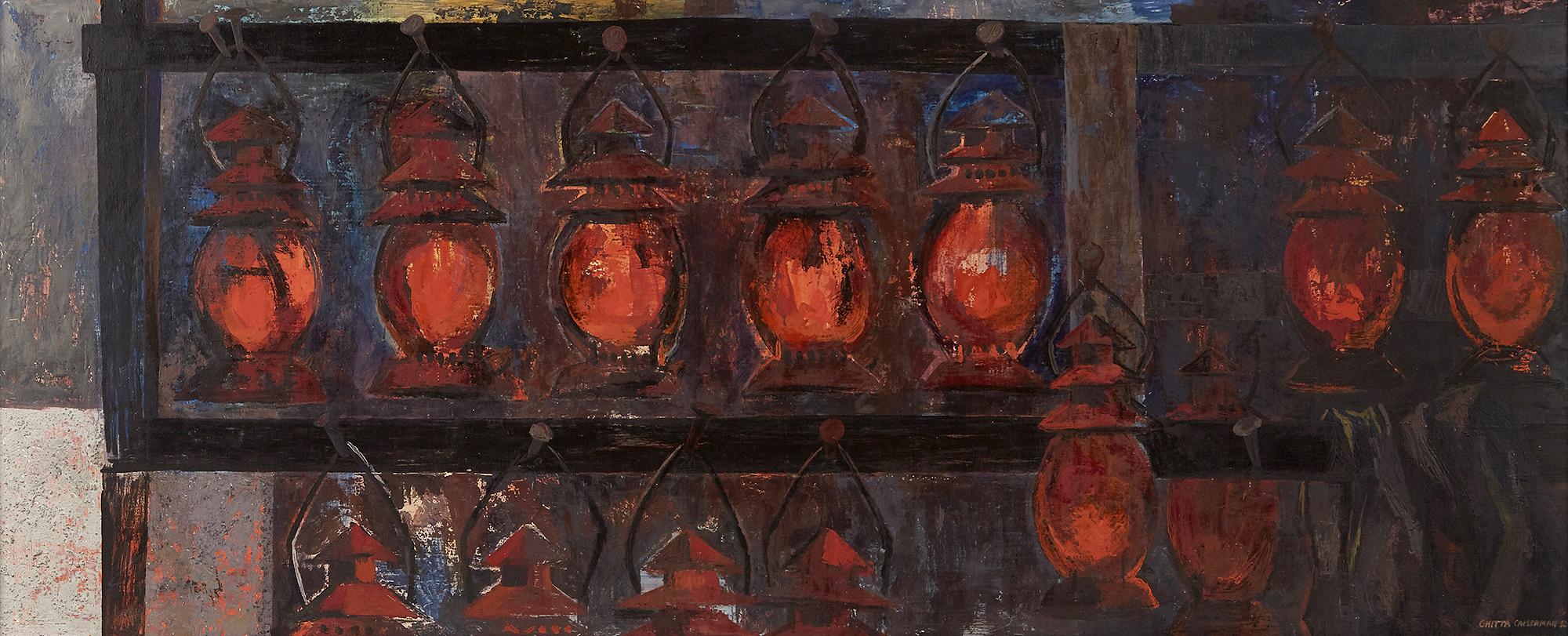 Ghitta Caiserman-Roth, Lanterns