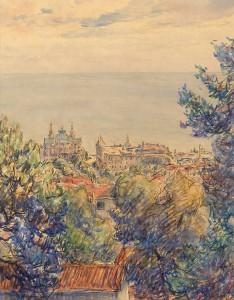 F. Armington, Monte Carlo