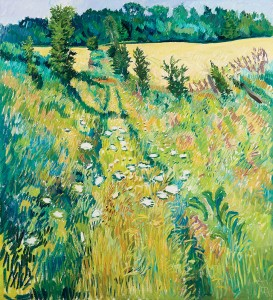 John Anderson, Track Down to the Ripe Barley