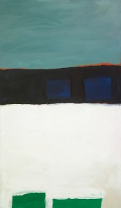 Michael Snow, Off Minor (1958)