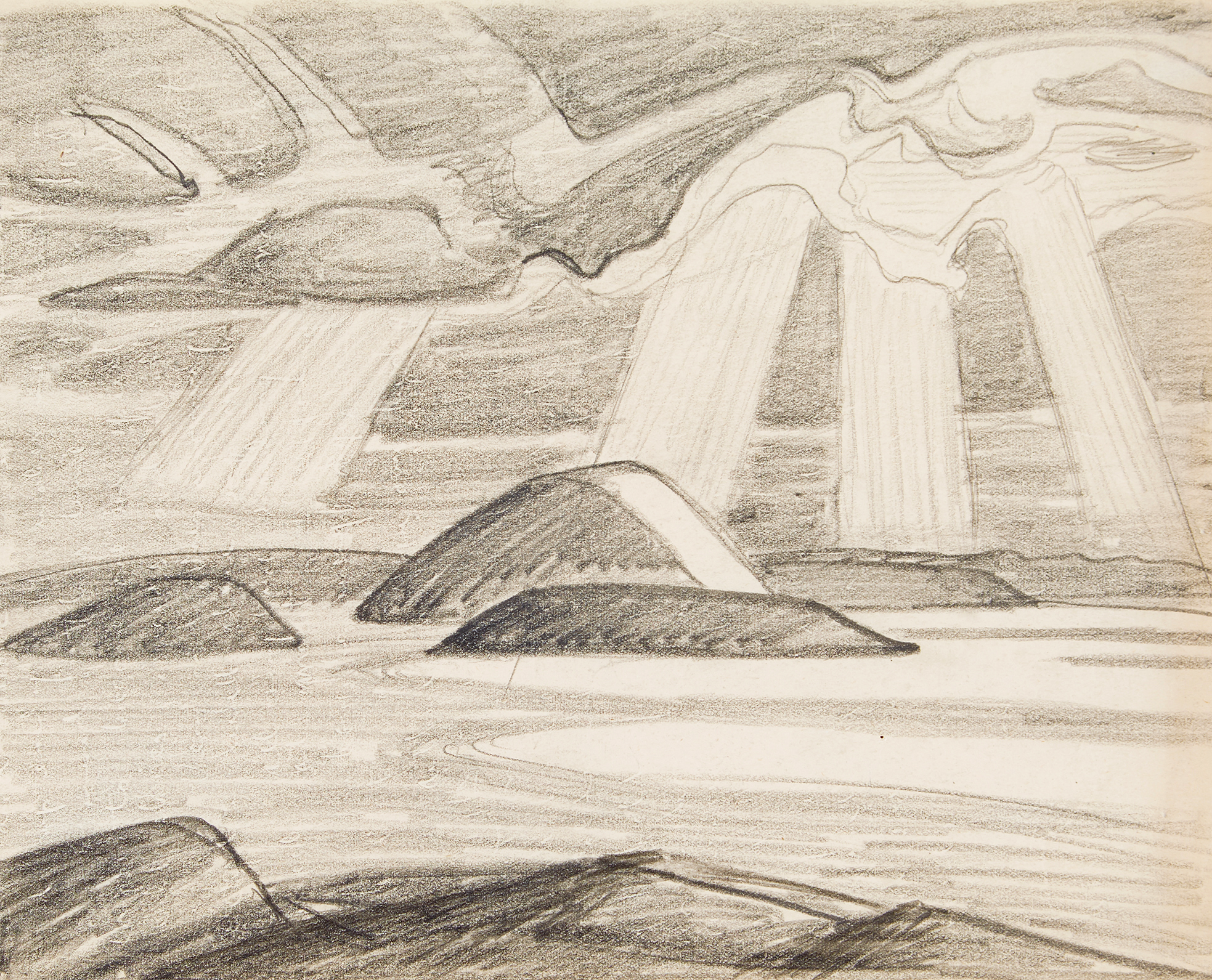 Lawren Harris, Lake Superior